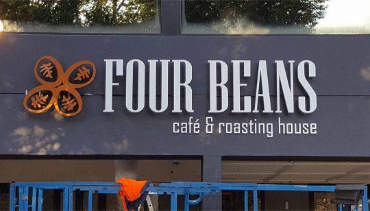Four Beans Cafe & Roasting House