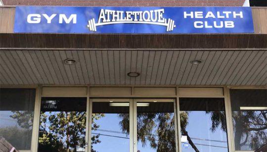 Athletique Health Club